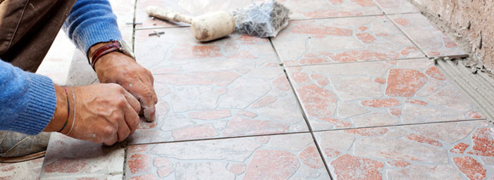 marble and tile installation
